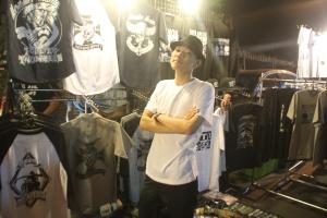 JJ Green Hipster in Bangkok