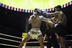 Caleb Archer muay thai fight April 29