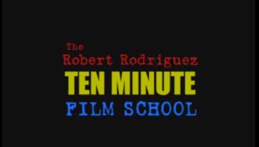 Robert Rodriguez Ten minute Film School. JP Mestanza